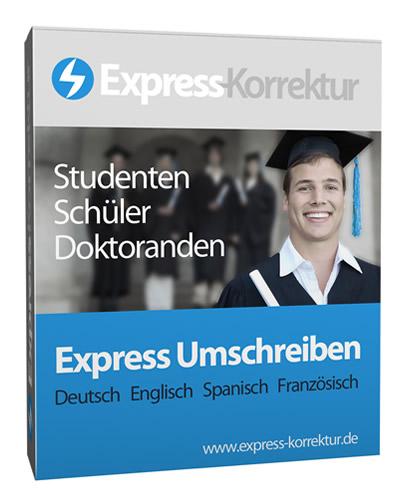 Express Umschreiben Umschreibung Umformulieren Umformulierung